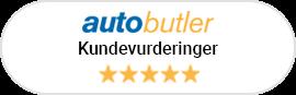 Autobutler kundevurderinger