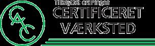 Certificeret værksted