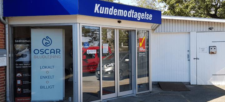 MH Autoservice i Vordingborg fungerer som nummerpladeoperatør og motorkontor